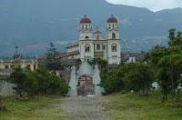 Toma fotográfica en Guasca